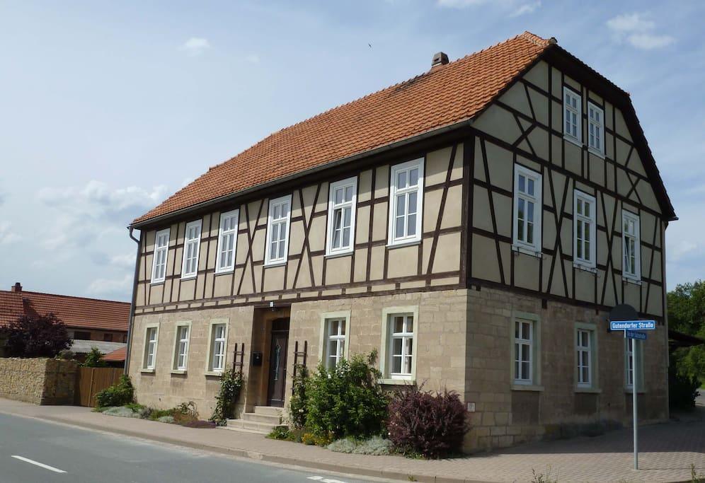 FeWo Gutendorf, Gutendorf 2012