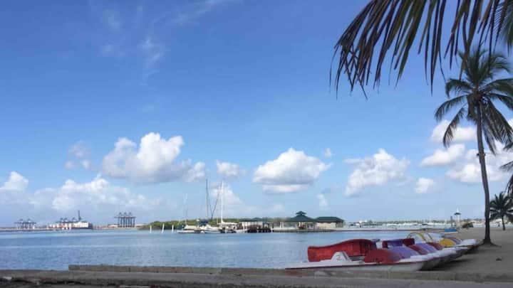Terrazas del Caribe; Boca chica.