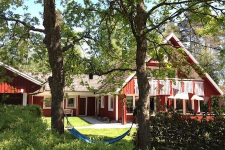 Villa Grönö in Smaland near lake - Markaryd - Rumah