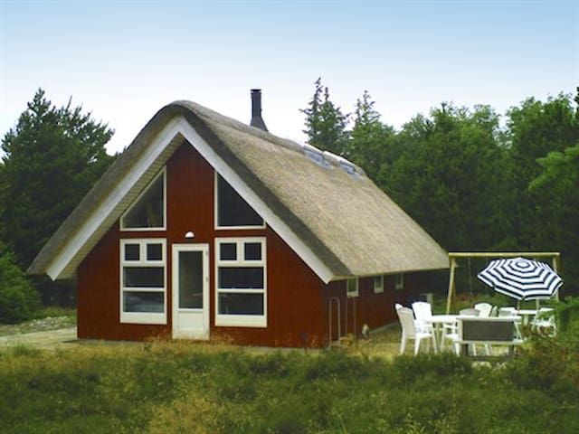 Renovated Wellness Cabin, 10 people - Rømø - Cabin