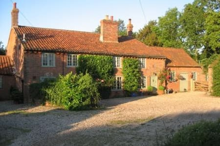 Walnut Tree House B&B near Norwich - North Tuddenham, East Dereham - Szoba reggelivel