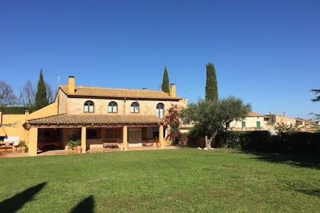 HUTG-022899    Bella casa de campo típica catalana - Lladó - Дом