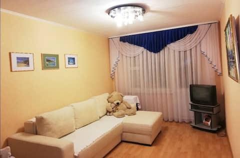 Комната в Карибском стиле. Room in Caribbean style