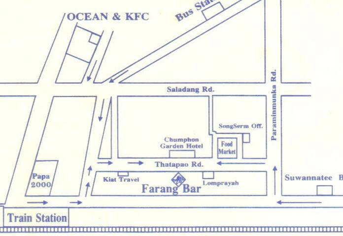 The Farang Bar Guesthouse