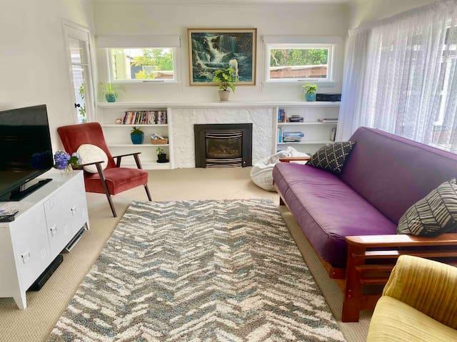 The Kiwi Nest - Classic NZ Holiday House