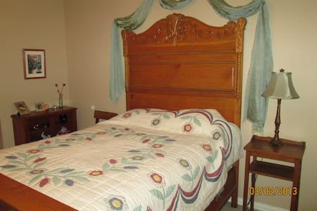 Large, Comfortable Room 2 in Spring - Spring - Bed & Breakfast