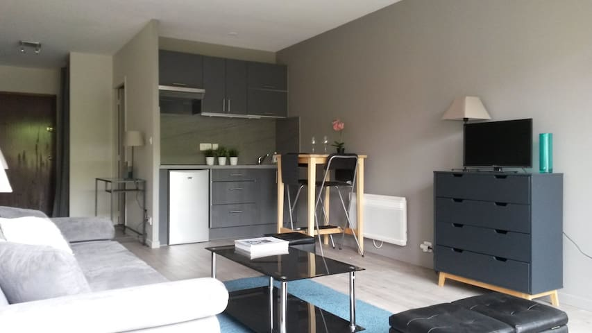 Anglet plages Chambre d'Amour proche Biarritz - Anglet - Apartamento