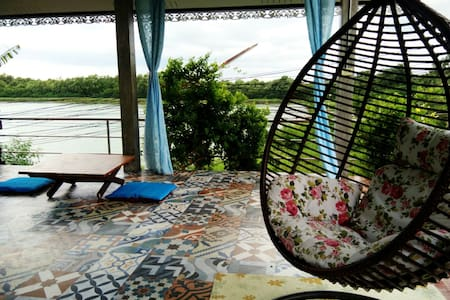 The Happiness Homestay in Bangyaphrak
