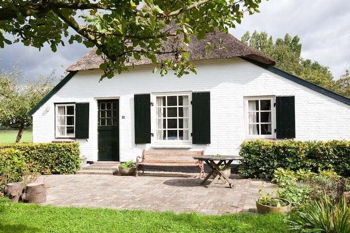 Vakantiehuis 2-7 pers, Gelderland - Appeltern - Chatka