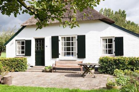 Vakantiehuis 2-8 pers, Gelderland - Appeltern - Blockhütte