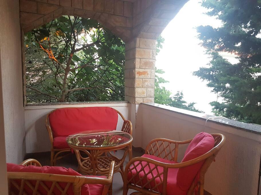 Balcony ♡
