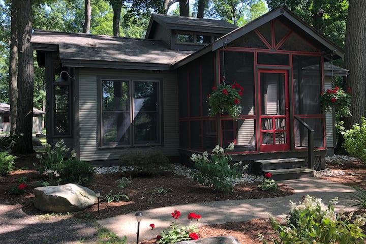 Camp Woodbury Cabin 4