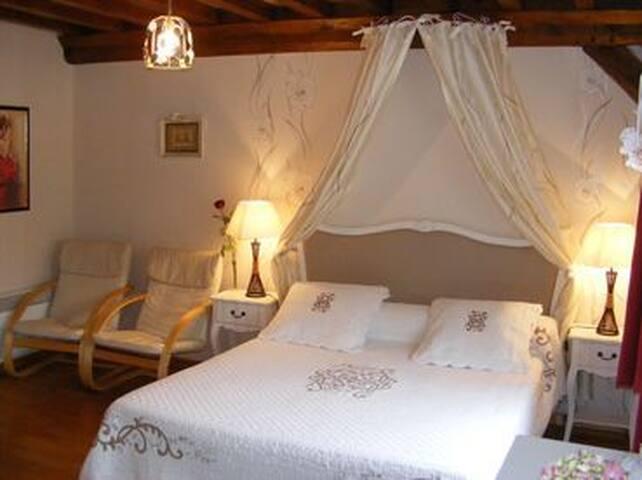 Bed and breakfast du CLOS DEVALPIER