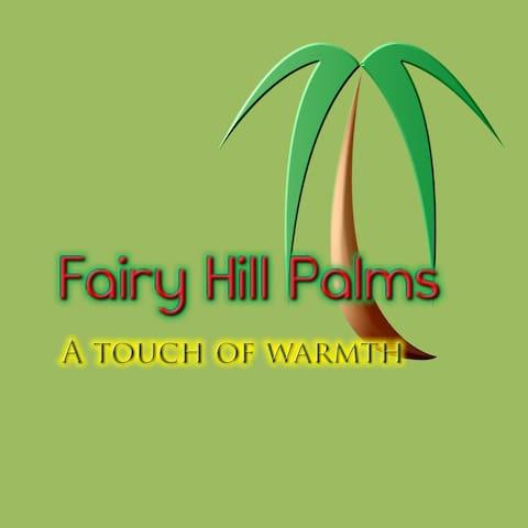 Fairy Hill Palms, Fairy Hill Garden - Port Antonio - Hus