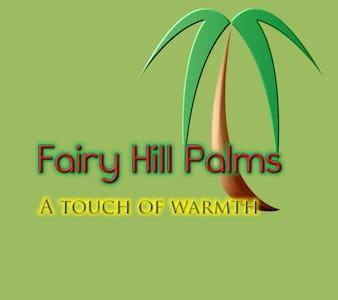 Fairy Hill Palms, Fairy Hill Garden - Port Antonio - House