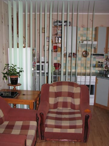 Rent 2-bedroom-studio apartment 32  - Tallinn
