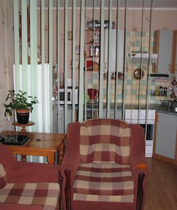 Rent 2-bedroom-studio apartment 32  - Tallinn - Flat