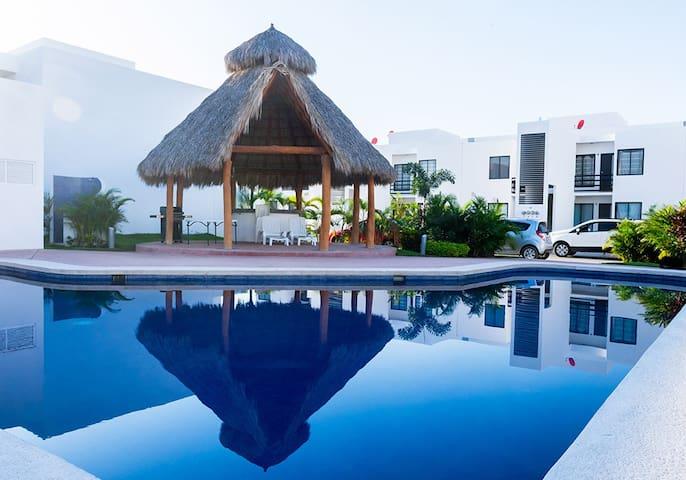 Suite de lujo en vallarta 8C - Las Jarretaderas - Apartamento