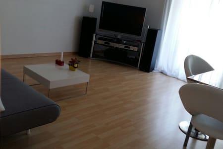 Apartment mit Terrasse Zentrum Zug - Zug