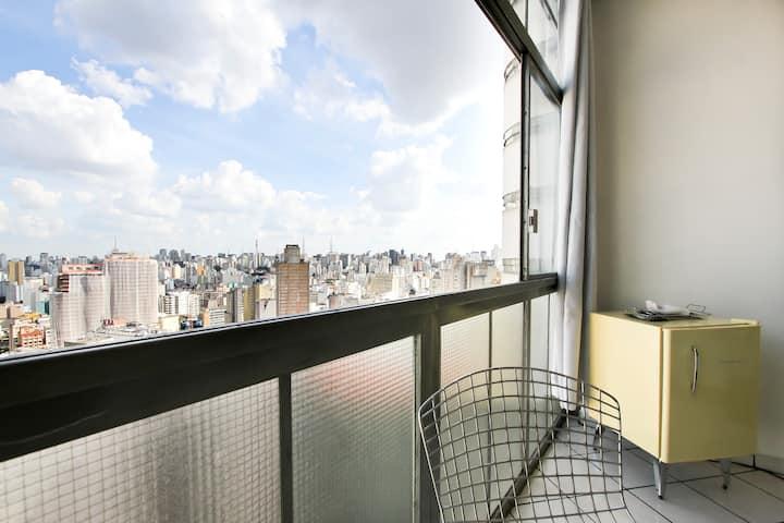 Oscar Niemeyer COPAN - 24th floor