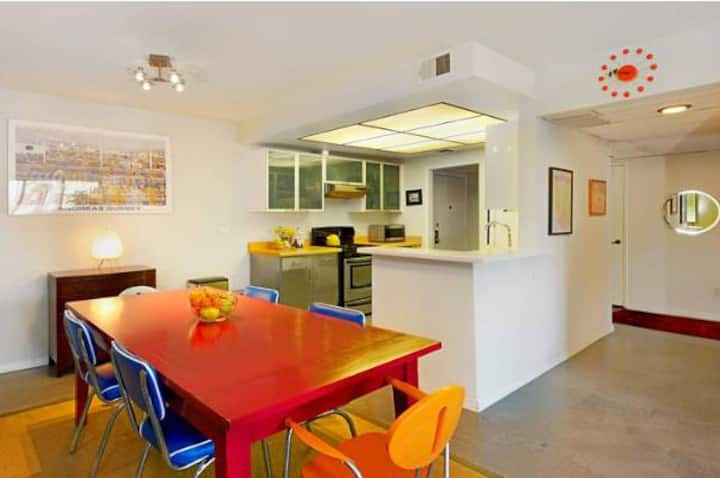 2br - Observatory View, Los Feliz! Best Location!