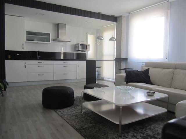 amplio apartamento para dos personas - Santander - Appartement