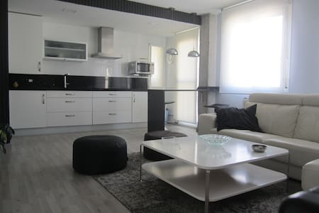 amplio apartamento para dos personas - Santander