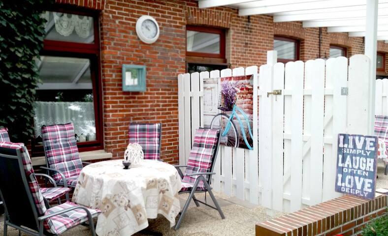 Ferienanlage Zur alten Schule, Wohnung 2