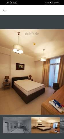 Modern 1 bedroom apartment 15 min to dubai marina