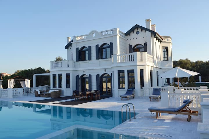Luxurious Estate with Private Pool
