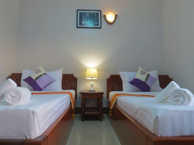 Rooms with affordable price