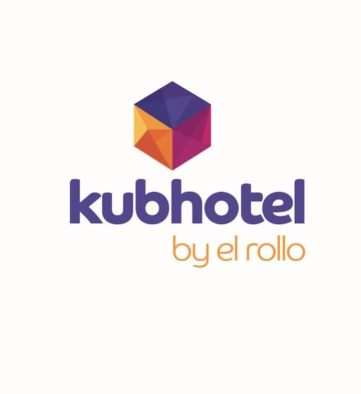 Kubhotel by El Rollo, hostal con 29 habitaciones