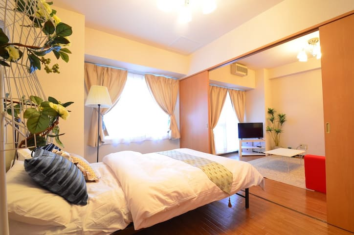 NEW! 10min to Sapporo&Susukino by train! AS436