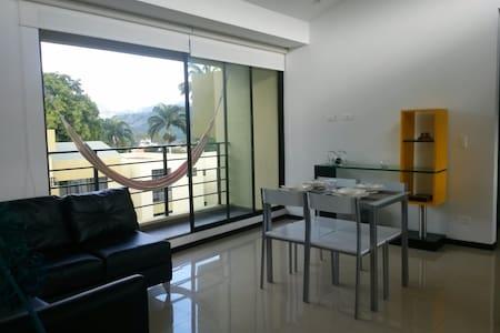 Un espacio para descansar muy cerca de Bogotá - Villeta - Apartamento