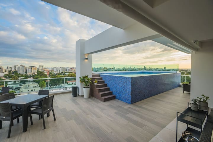 ★Luxury Apartment in the City with Pool and Gym