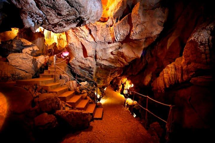 Cuevas de Urdazubi