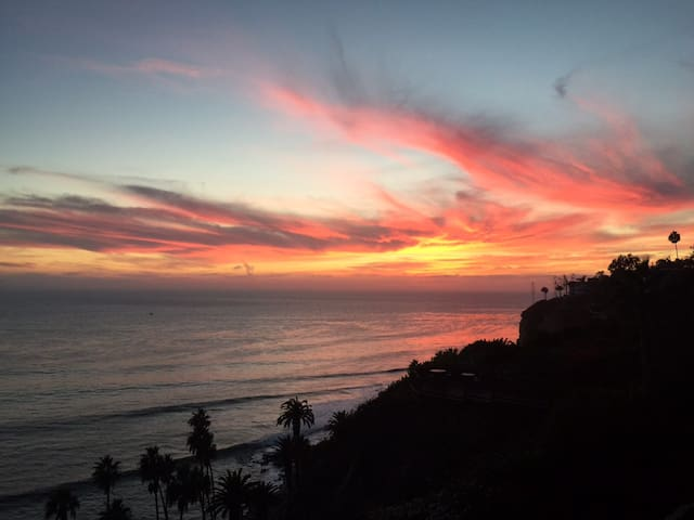 OCEAN SKY ELA 2RM 2BTH GUEST HOUSE - San Pedro - Apartemen