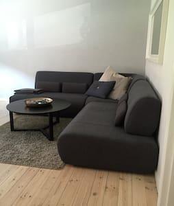 Flot renoveret lejlighed - Glostrup - Appartamento