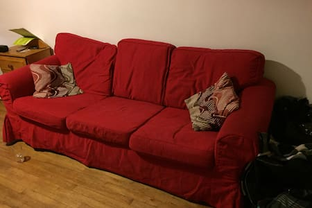 Comfy Couch on the Liffey - Dublin - Apartamento