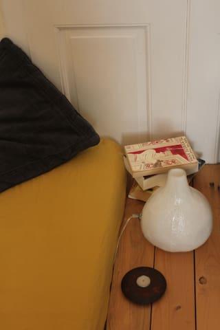 Sunny & Vintage Room in CityCenter - Volos