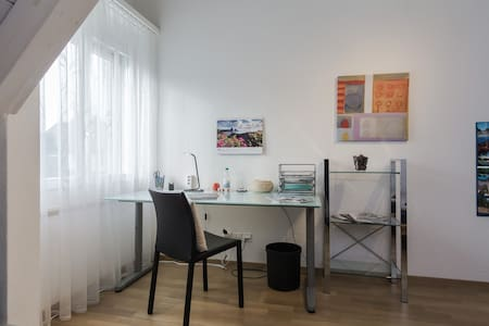 Cozy room near Zurich with private bathroom. - Uster