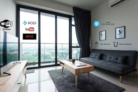 ☀ Modern Condo with Infinity Sky Pool & KLCC View