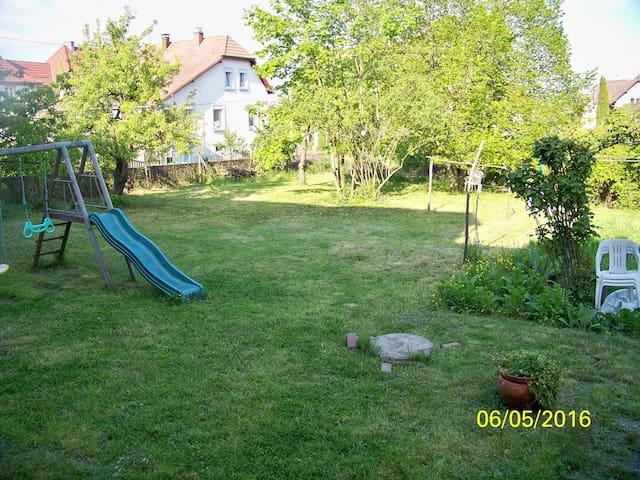 Maison de campagne au pied des Vosges - Soultz-Haut-Rhin - House