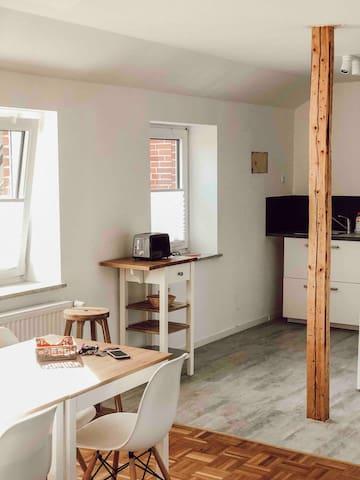Apartment No.3- Wremer Summerhouse