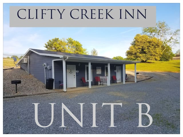 Clifty Creek Inn - UNIT B