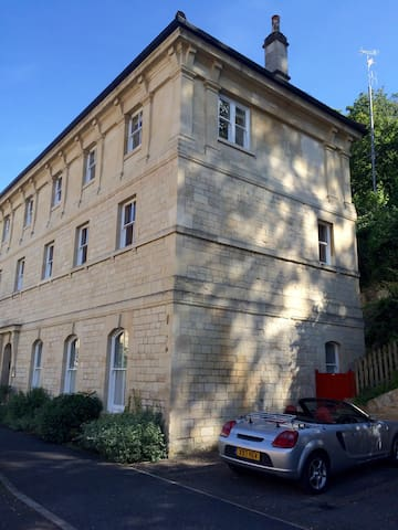 Georgian Period Apartment near Bath - Bradford-on-Avon - Wohnung