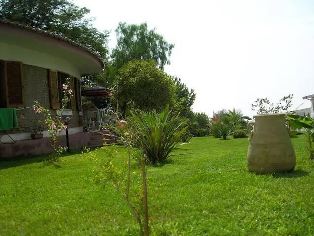 Capovaticano Villette VISTA MARE 8P - Santa Maria - Townhouse