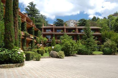 Villette a schiera nel parco - San Martino Al Cimino