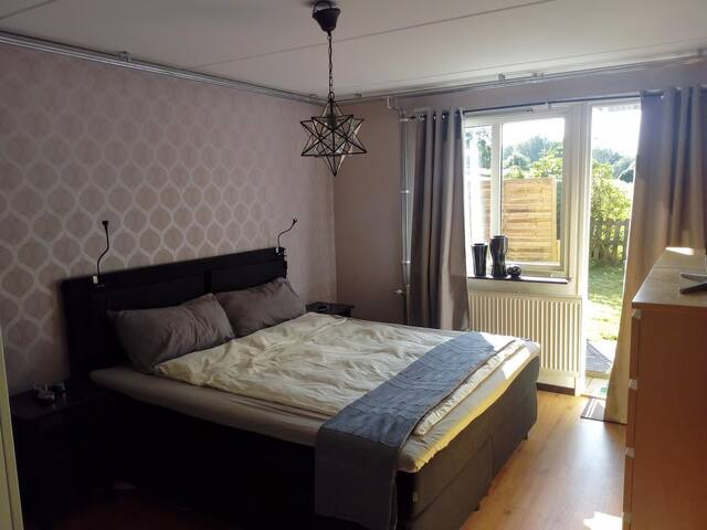 Cozy countryside room outside Borås