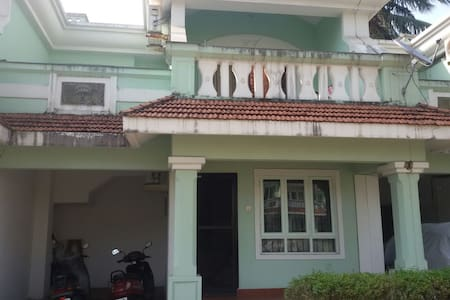 Splendid 3BHK row villa - Navelim